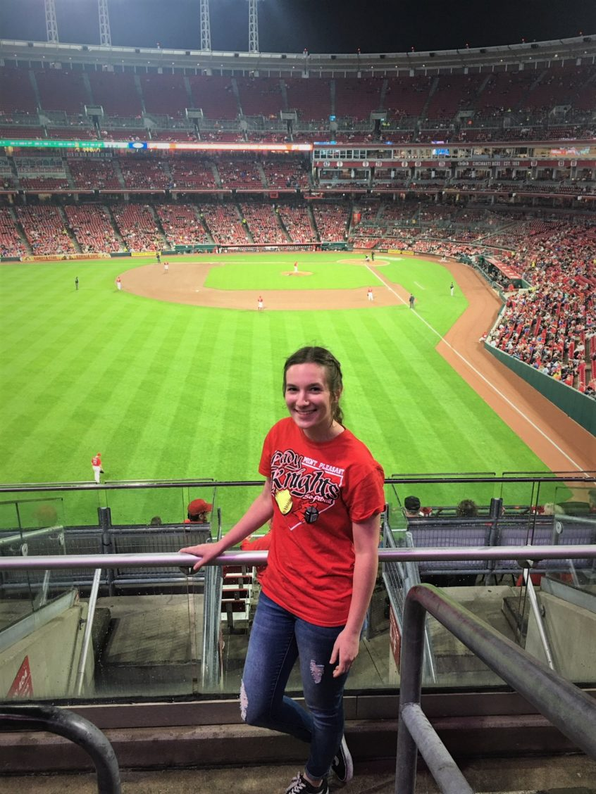 Reds Baseball Game